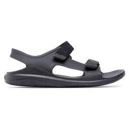 Crocs Basutės Crocs Swiftwater Expedition Sandal M 206526 Black/Black