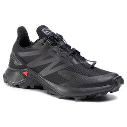 Salomon Взуття Salomon Supercross Blast 411067 28 W0 Black/Black/Black