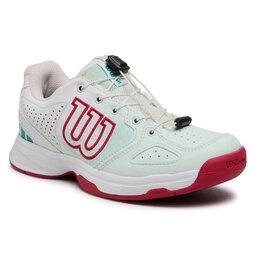 Wilson Взуття Wilson Kaos Junior Ql WRS327930 S.Sea/Wht/Sangria