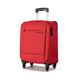 Puccini Мала валіза з тканини Puccini Parma EM50720C 3 Red