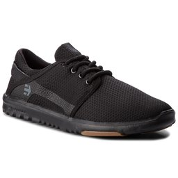 Etnies Laisvalaikio batai Etnies Scout 4101000419 Black/Black/Gum 544