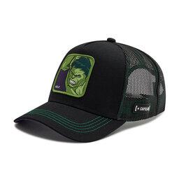 Capslab Бейсболка Capslab Marvel Hulk Trucker CL/MAR/1/HLK2 Чорний