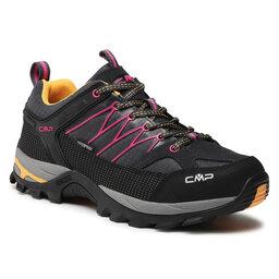 CMP Трекінгові черевики CMP Rigel Low Wmn Trekking Shoe Wp 3Q54456 Antracite/Bouganville 54UE