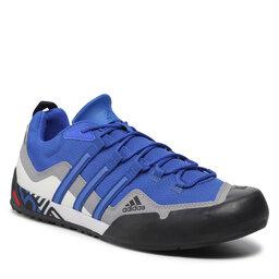 adidas Batai adidas Terrex Swift Solo S29256 Bold Blue / Bold Blue / Grey Three