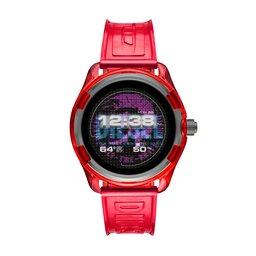 Diesel Išmanusis laikrodis Diesel Fadelite DZT2019 Red/Red