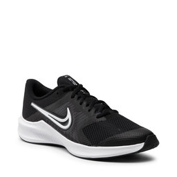 Nike Взуття Nike Downshifter 11 (GS) CZ3949 001 Black/White