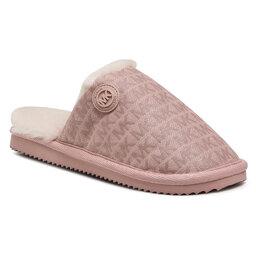 MICHAEL Michael Kors Тапочки MICHAEL Michael Kors Janis Slipper 40R1JAFP2Y Soft Pink
