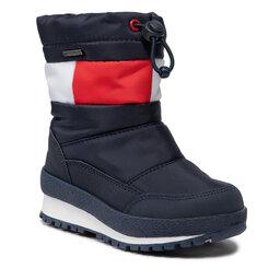 Tommy Hilfiger Sniego batai Tommy Hilfiger Snow Boot T1B5-32101-1234Y019 Blu/Red/White