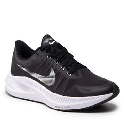 Nike Batai Nike Zoom Winflo 8 CW3421 005 Black/White/Dk Smoke Grey