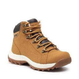 Hi-Tec Turistiniai batai Hi-Tec Haites Mid Teen AVSAW20-HT-01-Q3 Camel/Brown/Beige