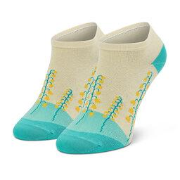 Freakers Низькі жіночі шкарпетки Freakers SDKON-KRE Жовтий