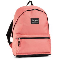 Pepe Jeans Kuprinė Pepe Jeans Aris Laptop Backpack PU120002 Pink 325