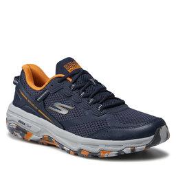 Skechers Трекінгові черевики Skechers Marble Rock 220112/NVMT Navy/Multi