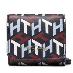 Tommy Hilfiger Rankinės Tommy Hilfiger Iconic Tommy Mini Wallet Mono AW0AW10846 DW5