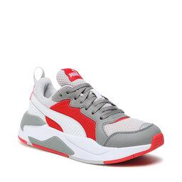 Puma Снікерcи Puma X- Ray Jr 372920 07 Gray/White/Ultra Gray/Red