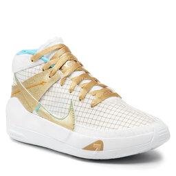 Nike Взуття Nike KD13 DA0895 102 White/Metallic Gold