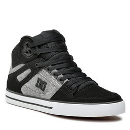 DC Снікерcи DC Pure High-Top Wc ADYS400043 Black/Red/White(XKRW)