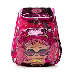 HYPE Kuprinės HYPE Lol Bae Wheels Backpack LOLDHY-002 Pink