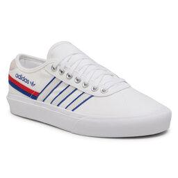 adidas Batai adidas Delpala FV0639 Ftwwht/Scarle/Royblu