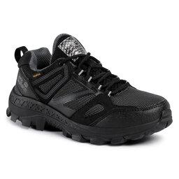 Jack Wolfskin Трекінгові черевики Jack Wolfskin Downhill Texapore Low W 4044151 Black/Grey