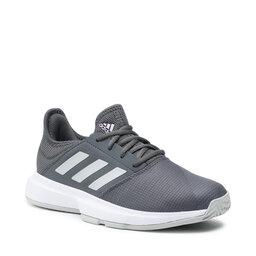 adidas Взуття adidas GameCourt W FZ4287 Gresix/Silvmt/Prptnt