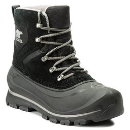 Sorel Снігоходи Sorel Buxton Lace NM2737 Black/Quarry 010