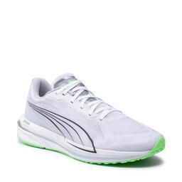 Puma Взуття Puma Velocity Nitro CoolAdapt 195094 01 White/Black/Elektro Green