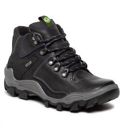 Nik Turistiniai batai Nik 08-0084-01-2-01-03 Juoda