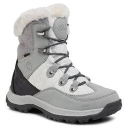 Jack Wolfskin Sniego batai Jack Wolfskin Aspen Texapore Mid W 4041431 White/Silver