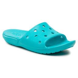 Crocs Шльопанці Crocs Classic Crocs Slide K 206396 Digital Aqua