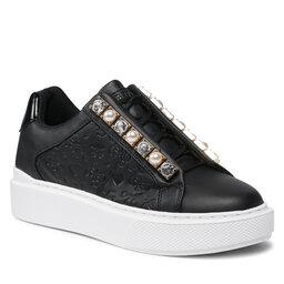 Guess Laisvalaikio batai Guess FL8HAY FAL12 BLACK
