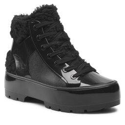 Melissa Ботильйони Melissa Fluffy Sneaker Ad 33318 Black 01003