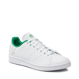 adidas Взуття adidas Stan Smith H00308 Ftwwht/Ftwwht/Green