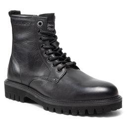 Pepe Jeans Черевики туристичні Pepe Jeans Trucker Boot PMS50213 Black 999