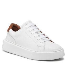 Clarks Laisvalaikio batai Clarks Hero Lite Lace 261611094 White