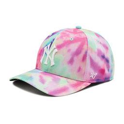47 Brand Бейсболка 47 Brand New York Yankees B-TDMVP17PTP-WH White