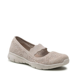 Skechers Туфлі Skechers Pitch Out 158081/TPE Taupe