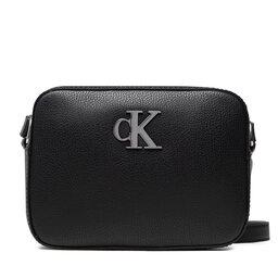 Calvin Klein Jeans Rankinės Calvin Klein Jeans Minimal Monogram Camera Bag K60K608699 Black BDS