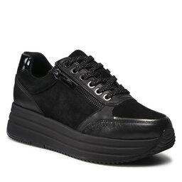 Geox Laisvalaikio batai Geox D Kency A D16QHA 022CF C9999 Black