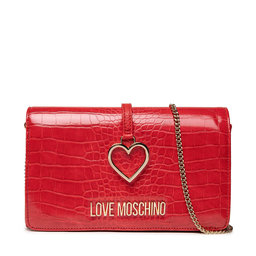 LOVE MOSCHINO Rankinė LOVE MOSCHINO JC4290PP0DKF150A St.Rosso
