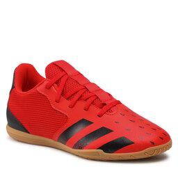 adidas Взуття adidas Predator Freak .4 In Sala FY6327 Red/Cblack/Solred