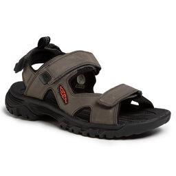 Keen Босоніжки Keen Targhe III Open Toe Sandal 1022424 Grey/Black