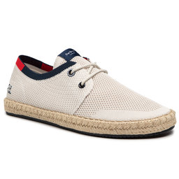 Pepe Jeans Еспадрильї Pepe Jeans Tourist Sailor Kni PMS30714 Factory White 801