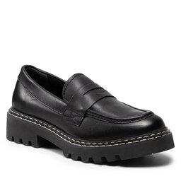 Tamaris Оксфорди Tamaris 1-24700-27 Black Leather 003