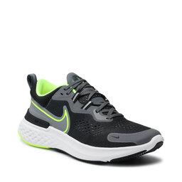 Nike Взуття Nike React Miler 2 CW7121 Smoke Grey/Volt Black