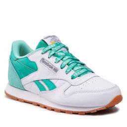 Reebok Взуття Reebok Cl Lthr S29112 Ftwwht/Pixmin/Futtea