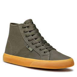 DC Laisvalaikio batai DC Manual Hi Txse ADYS300644 Olive Green(BU3)
