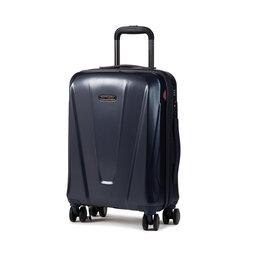 Wittchen Мала тверда валіза Wittchen 56-3P-121-90 Cиній