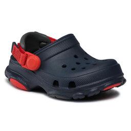 Crocs Шльопанці Crocs Classic All-Terrain Clog K 207011 Navy