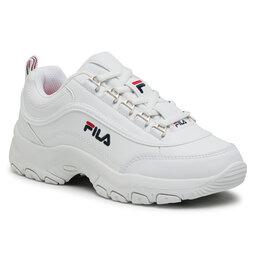 Fila Снікерcи Fila Strada Low Kids 1010781.1FG White